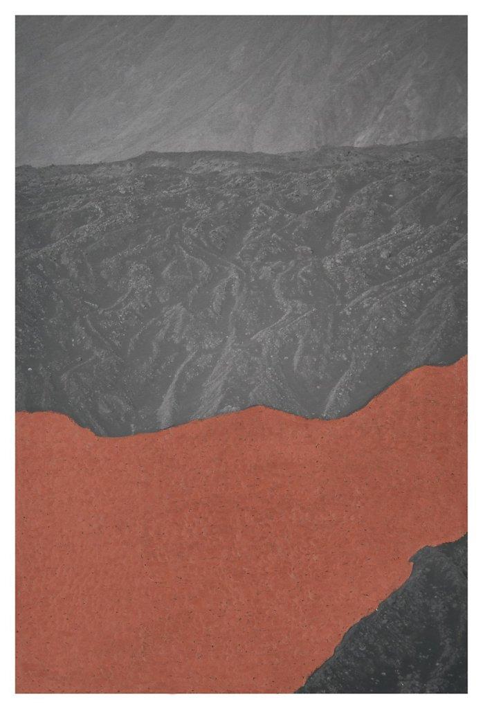 2017, tecnica mista su fotografia digitale stampa fine art, 45x30 cm