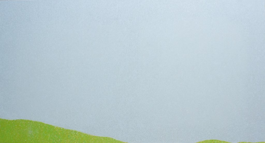 Grande paesaggio verde